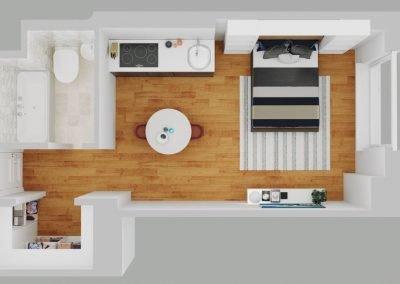 20 Modern Murphy Studio